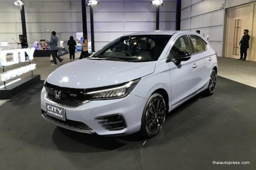 26-Honda city Hatchback (7)