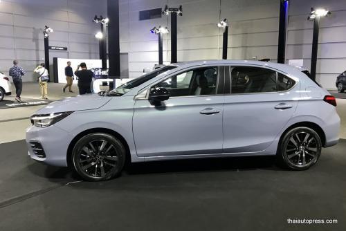 27-Honda city Hatchback (8)