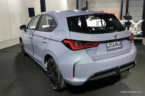 28-Honda city Hatchback (9)