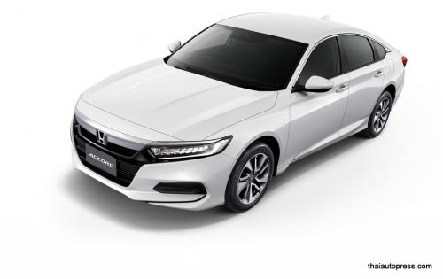 All-new Honda Accord_TURBO