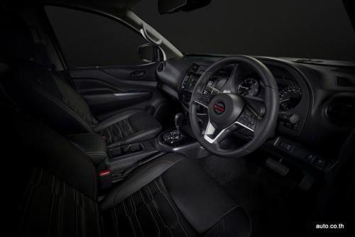 Nissan PRO-4X 2020 Interior (2)