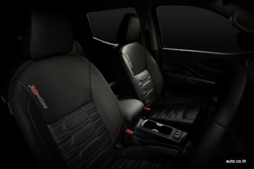Nissan PRO-4X 2020 Interior (3)