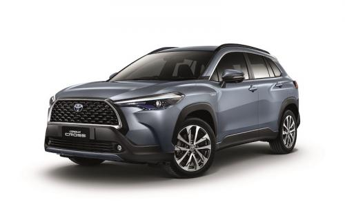 Toyota Cross 202000001