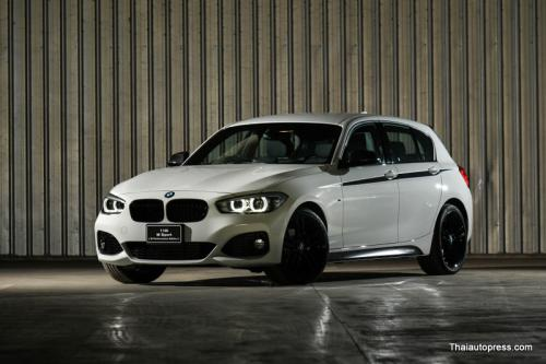 BMW 118i M Sport (M Performance Edition) (1)
