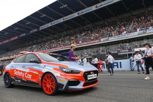 Hyundi I30n Safety car00007
