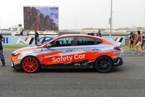 Hyundi I30n Safety car00018