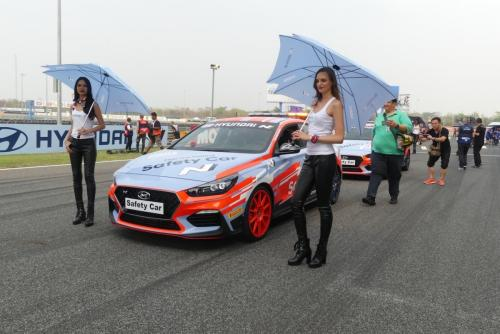 Hyundi I30n Safety car00019