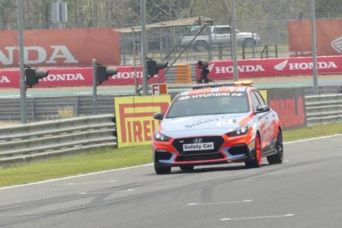Hyundi I30n Safety car00021