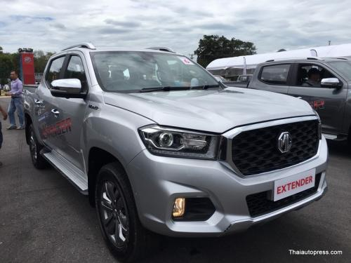 MG Pickup 2019 (19)
