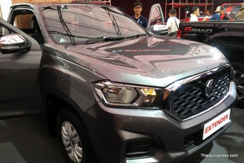 MG Pickup 2019 (9)