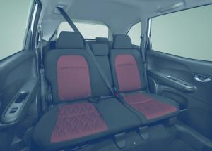 New Mobilio 2nd Row Seat