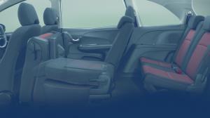 New Mobilio 60-40 One Motion Tumble Seat