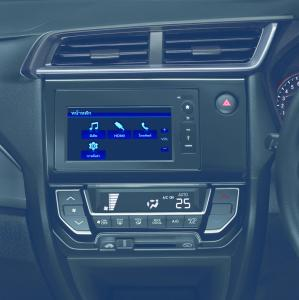 New Mobilio Automatic Air Conditioning