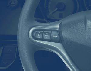 New Mobilio Steering Audio Switch