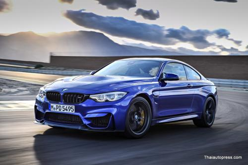 The new BMW M4 CS (1)