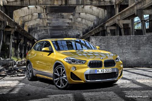 The new BMW X2 (1)